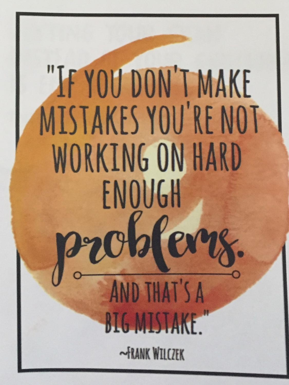 Problem poster