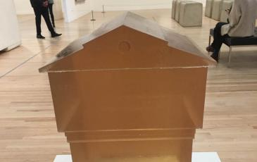 Rachel Whiteread's bee hive