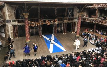 Macbeth at the Globe