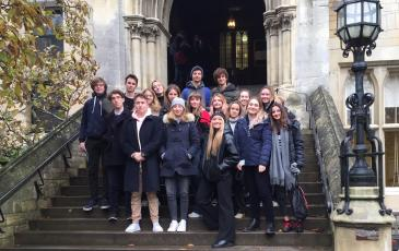 Lower Sixth in Oxford