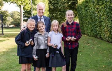 James Hooke, Harrodian Headmaster's Blog